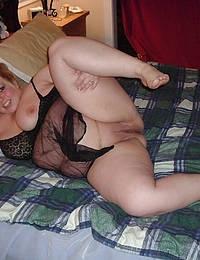 Black granny bbw sexy deep wedgie