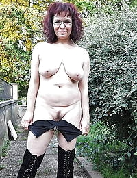 Phat Ass White Granny Fucked Hard By BBC