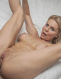 Naughty MILF Nadya Basinger loves to get fucked up her ass