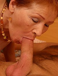 Blonde old fuck young dick