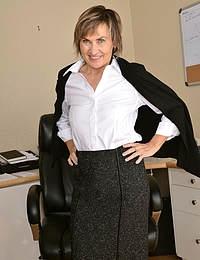 Lillian Tesh Hot Secretary