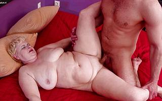 Granny wants cock pertinent now