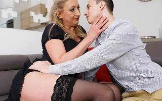 naughty toyboy gets to enjoy a soft adult pussy