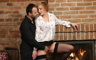 Not far from your toy boy to dinner together with get some special afters