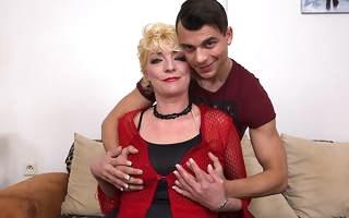 Naughty housewife gender the guy next door