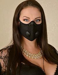 Tiffany Cane Masked MILF