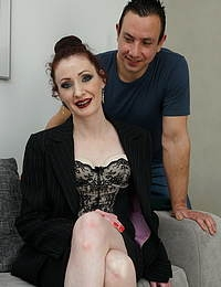 This housewife loves to fool around with her toy boy