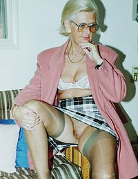 Granny Pov Creampie Pussy