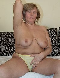 mature cunt still wet and horny