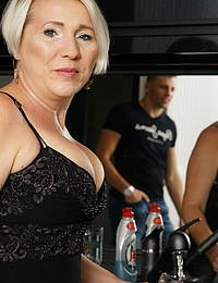 Naughty housewife doing her toy boy - 16 pics - Fat Matures